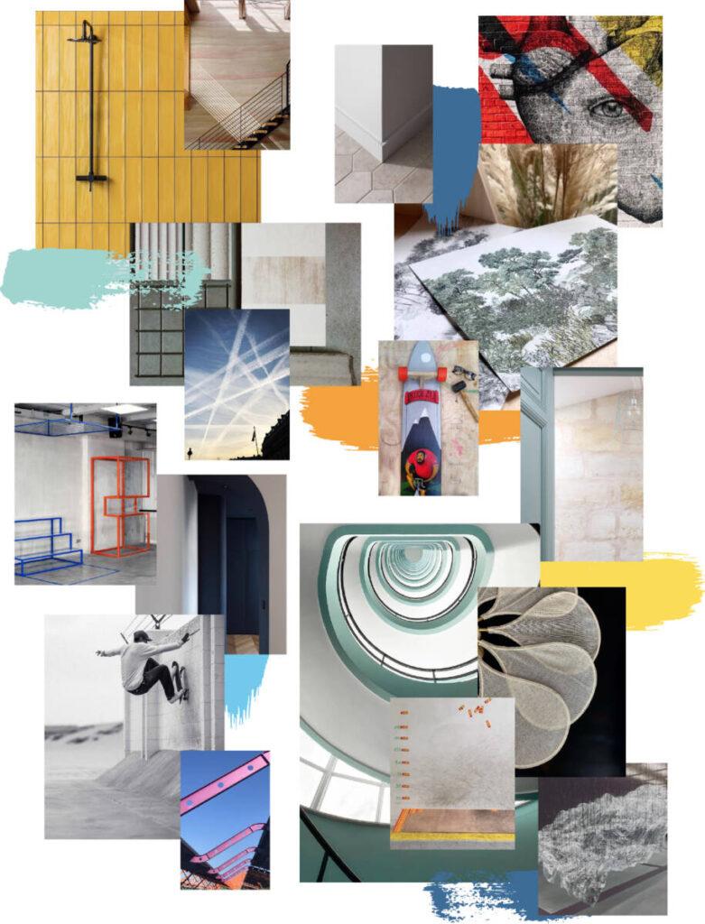 Inspirations Mickaël Sagne - Architecte d'intérieur à Bordeaux